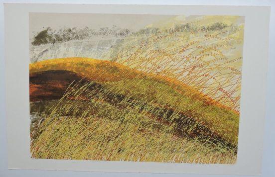 Howard Bradford landscape print