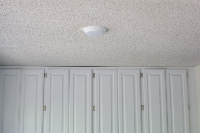 Affordable flush mount LED lighting
