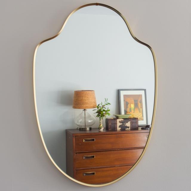 Vintage Turner Manufacturing mirror